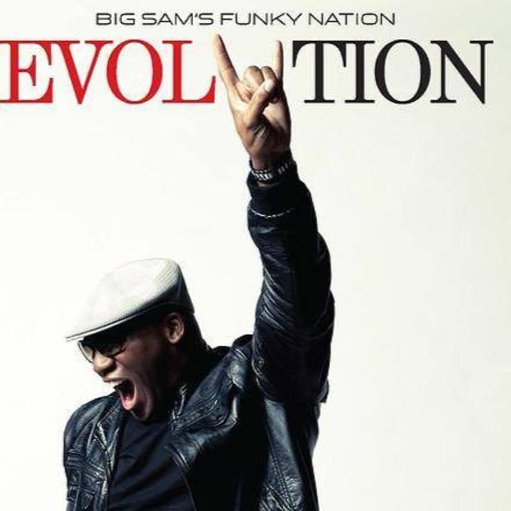 Big Sam's Funky Nation @ Empire Control Room - Austin, TX