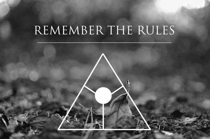 Remember The Rules Tour Dates