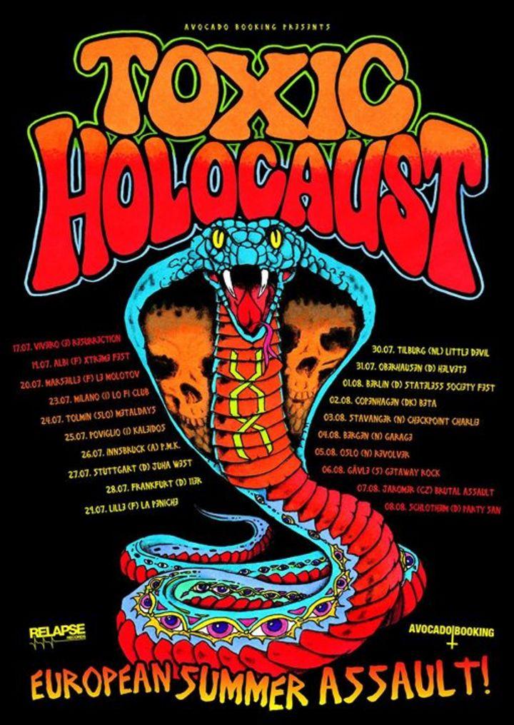 Toxic Holocaust @ The Opera House - Toronto, Canada