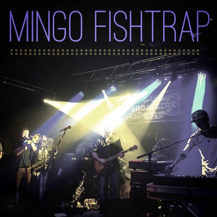 Mingo Fishtrap @ Threadgill's World Headquarters - Austin, TX