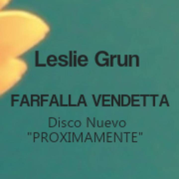 LESLIE GRUN Tour Dates