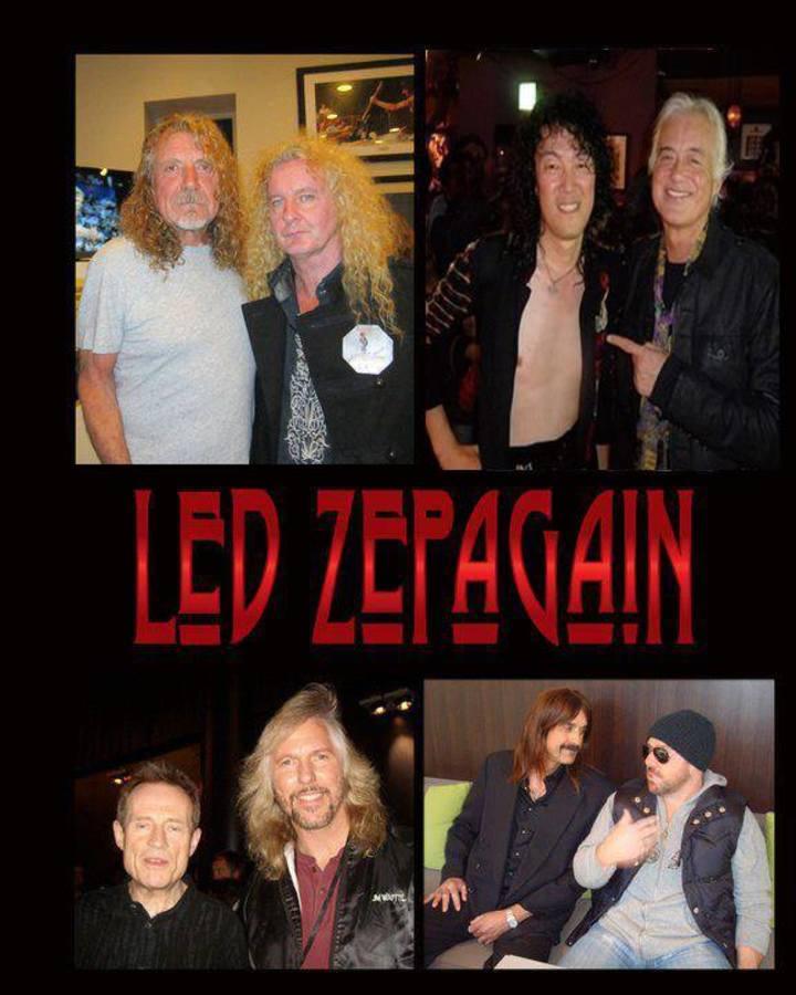 Led Zepagain @ House of Blues Anaheim - Anaheim, CA