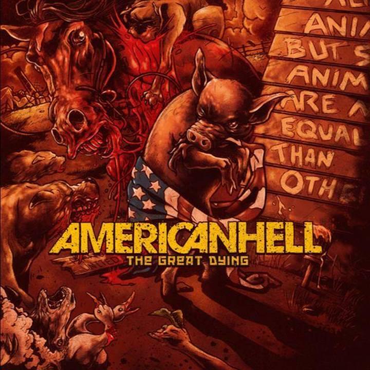 American Hell @ Club Absinthe - Hamilton, Canada