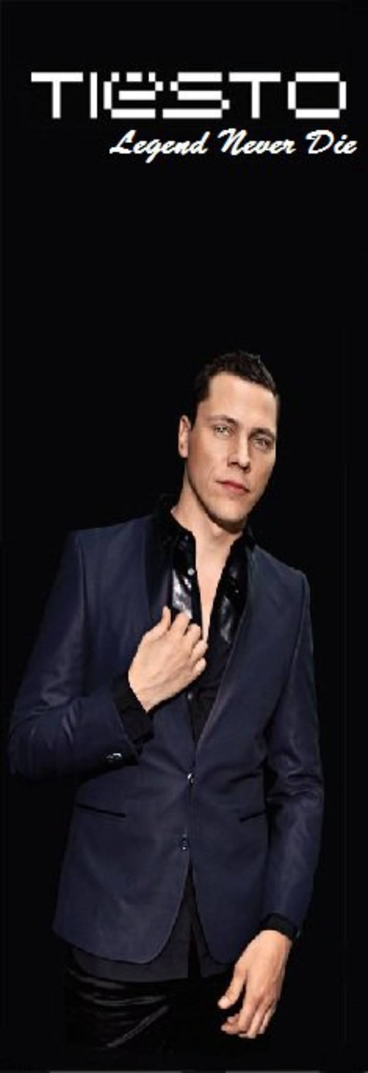 Tiësto Legend Never Die Tour Dates