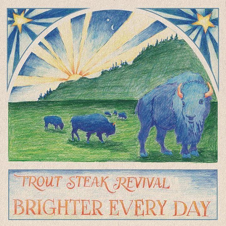 Trout Steak Revival @ Little Bear Saloon - Evergreen, CO