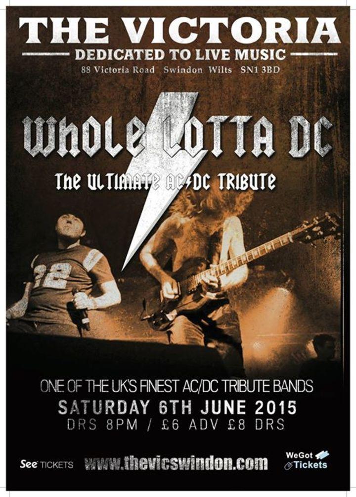 Whole Lotta DC @ Fat Lils - Witney, United Kingdom