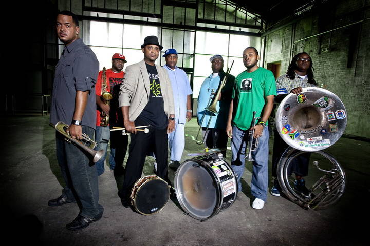the Soul Rebels Brass Band Tour Dates