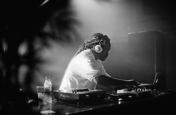 DJ Spinna @ Morgan's Pier - Philadelphia, PA