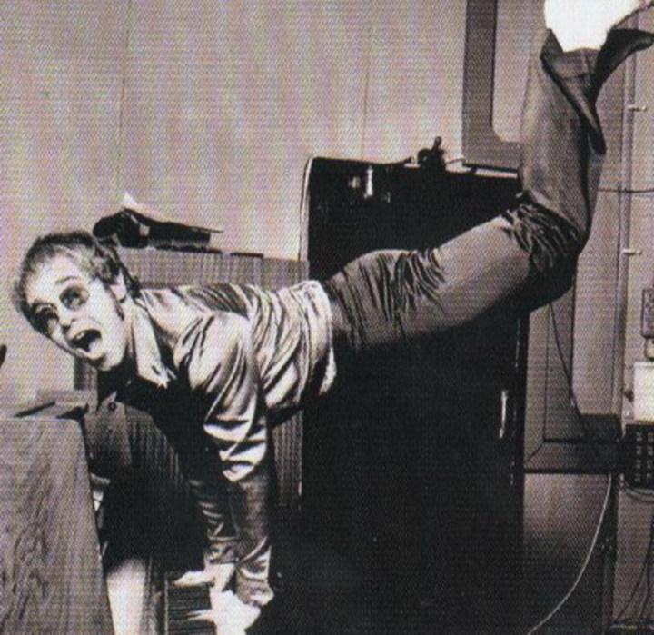 Elton John @ Maverik Center - West Valley City, UT