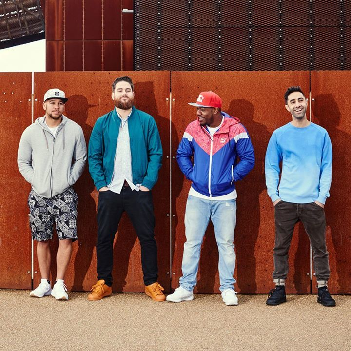 Rudimental @ House of Blues - Las Vegas, NV