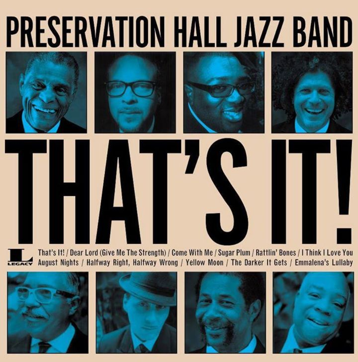 Preservation Hall Jazz Band @ The Smith Center - Las Vegas, NV