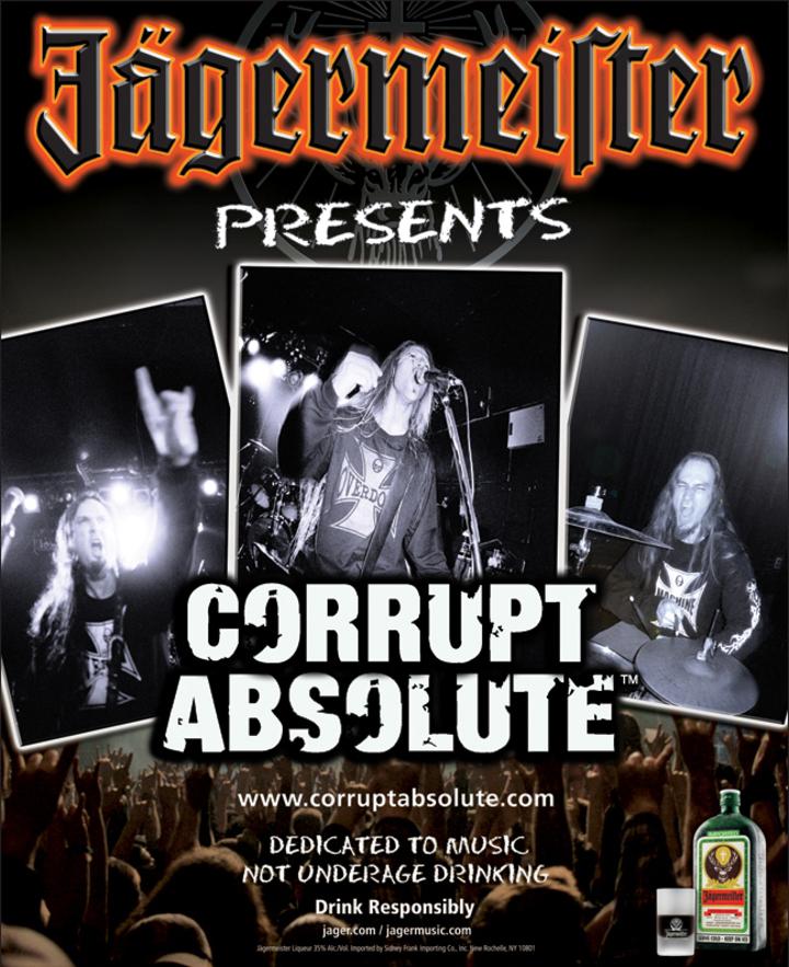 Corrupt Absolute Tour Dates