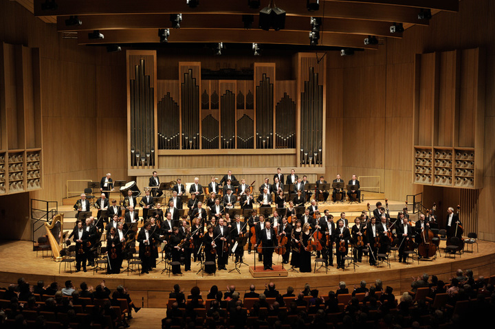 Dresden Philharmonic @ Cadogan Hall - London, United Kingdom
