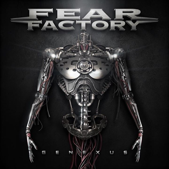 Fear Factory @ Avenue Theatre - Edmonton, Canada
