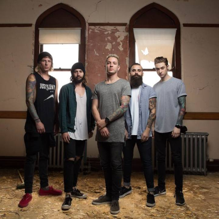 The Word Alive @ Rescue Rooms  - Nottingham, United Kingdom