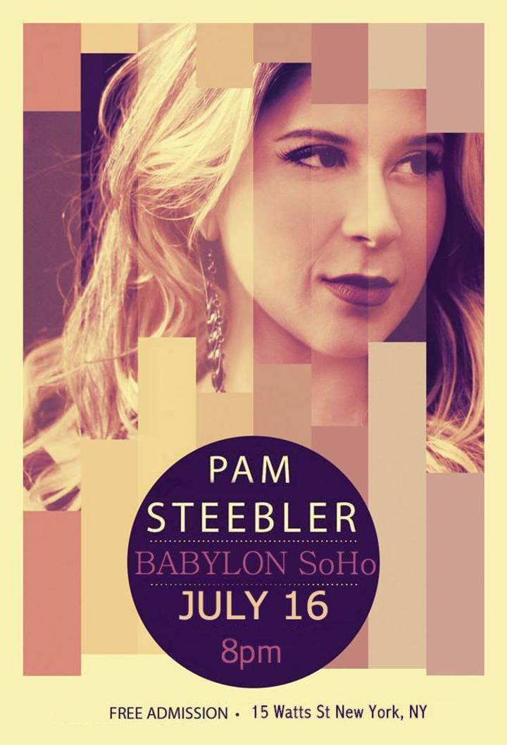 Pamela Steebler Tour Dates