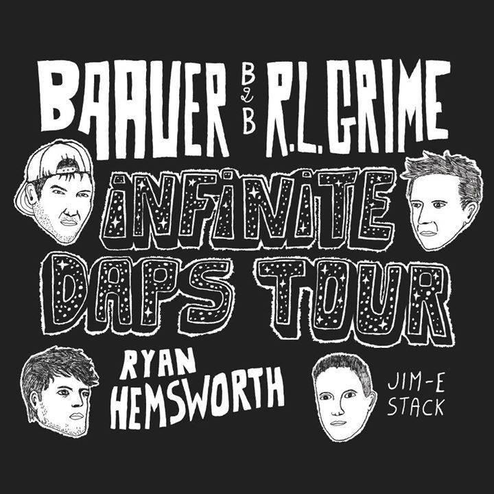 Infinite Daps Tour Tour Dates
