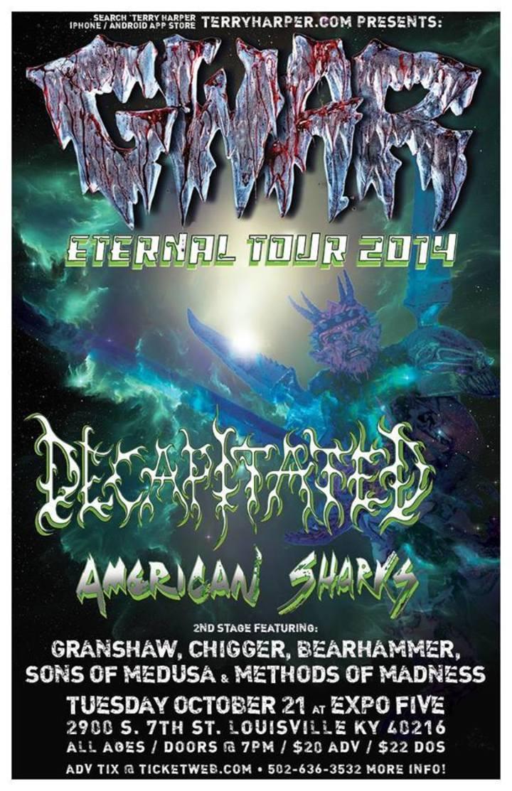 Method of Madness Tour Dates