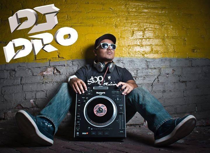 DJ Dro Tour Dates