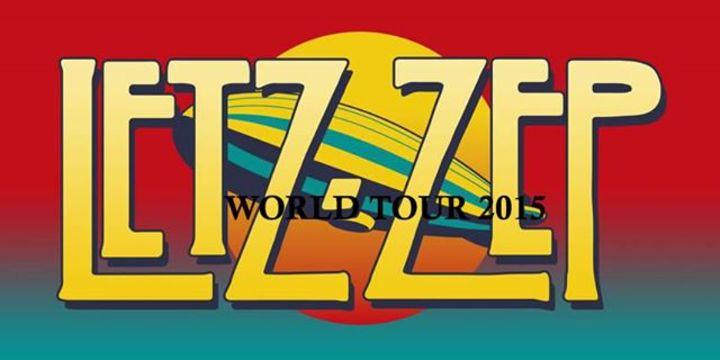 Letz Zep @ The Scene - Swansea, United Kingdom