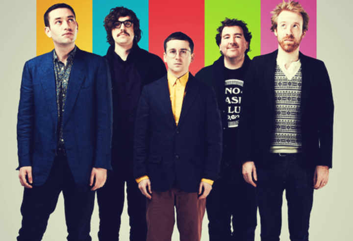 Hot Chip @ Fort York - Toronto, Canada