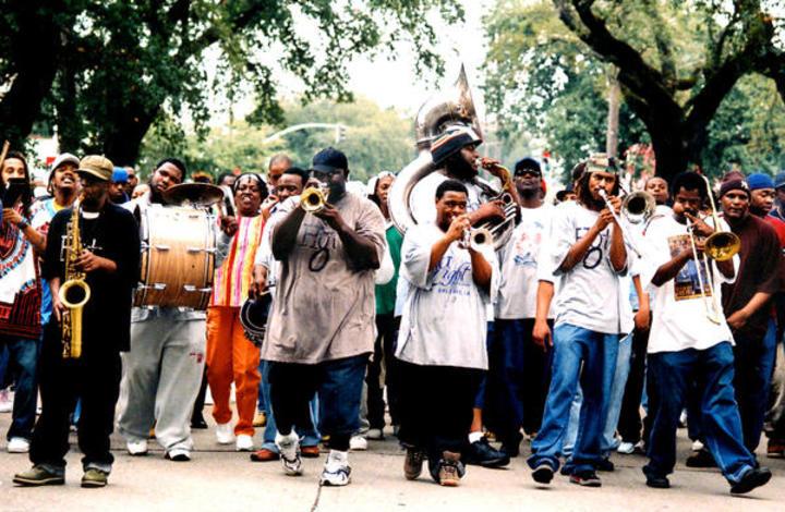 Hot 8 Brass Band @ ONE EYED JACKS - New Orleans, LA