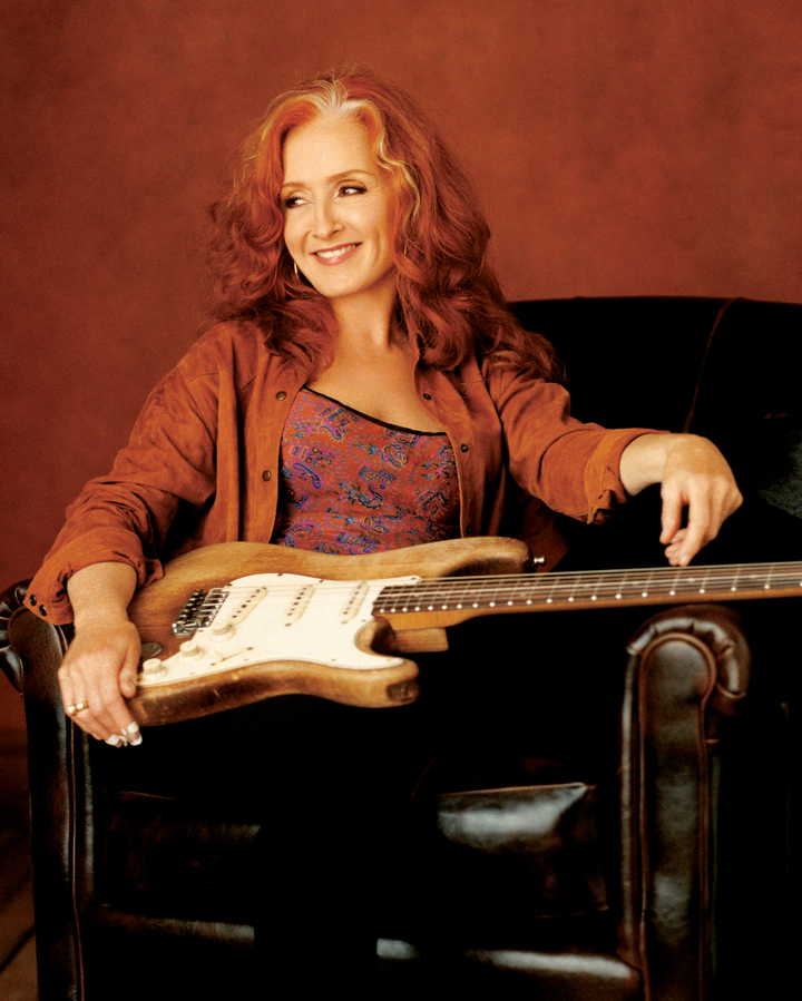 Bonnie Raitt @ Terrace Theater - Long Beach, CA