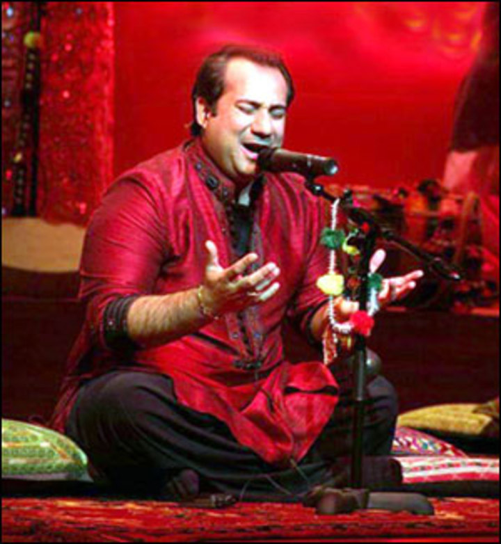 Rahat Fateh Ali Khan @ The O2 - London, United Kingdom