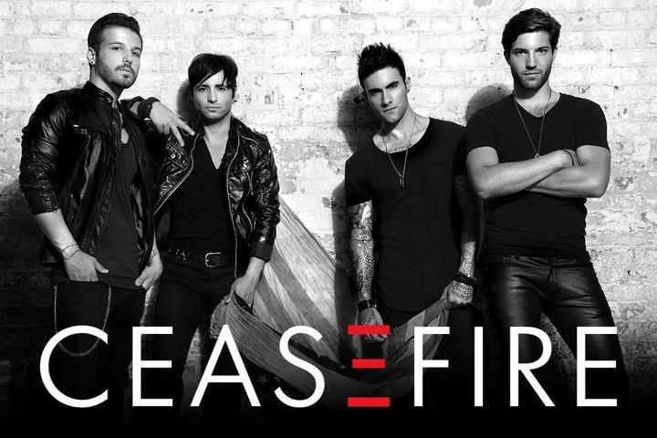Ceasefire Tour Dates