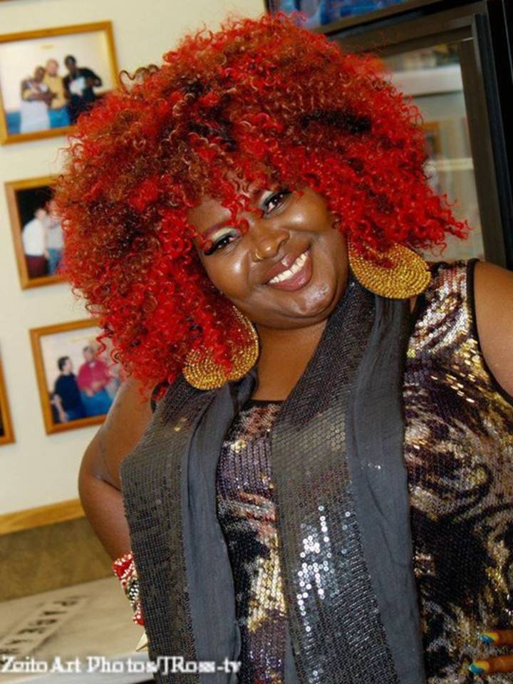 SILKY SOL - THE RED AFRO QUEEN Tour Dates