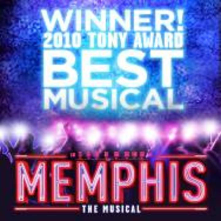 Memphis The Musical on Tour @ Lied Center for the Performing Arts - Lincoln, NE