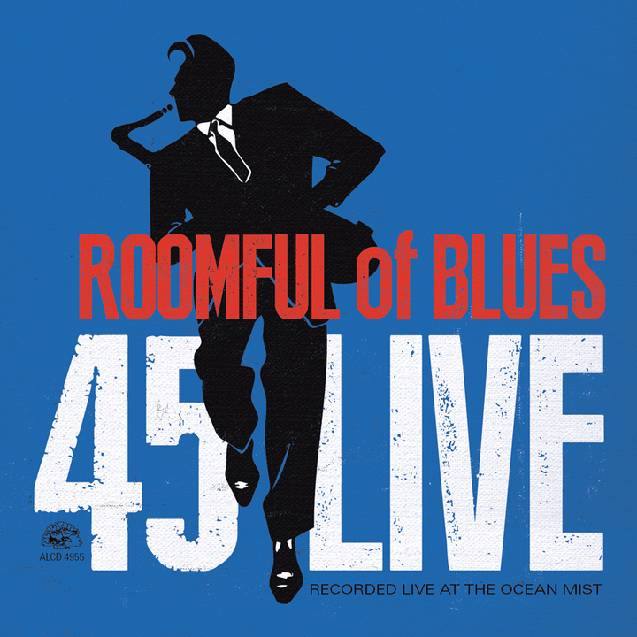 Roomful of Blues @ The Katherine Hepburn Cultural Arts Center - Old Saybrook, CT