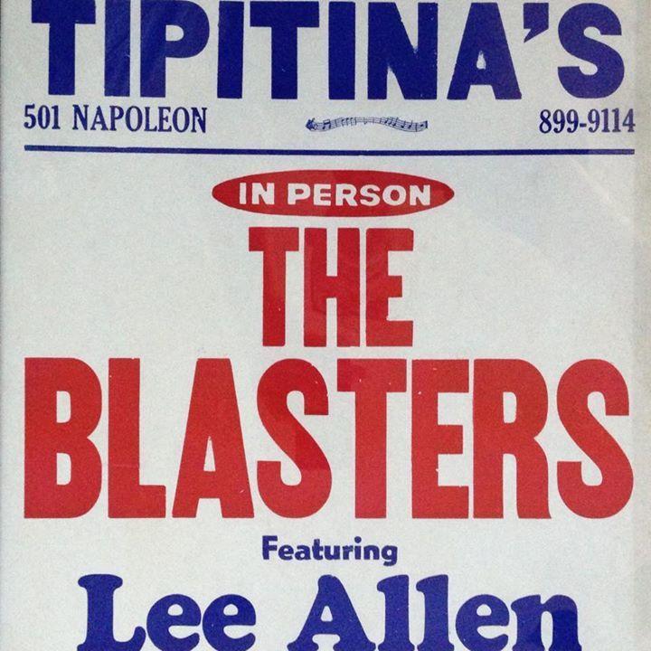 The Blasters @ Antone's - Austin, TX