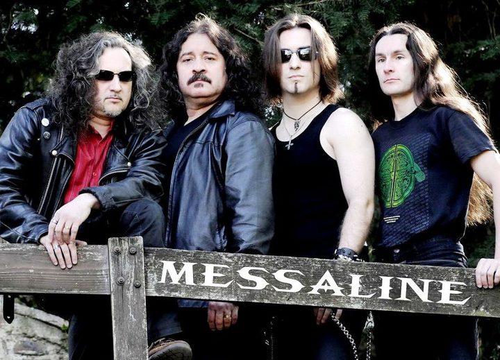 Messaline Tour Dates