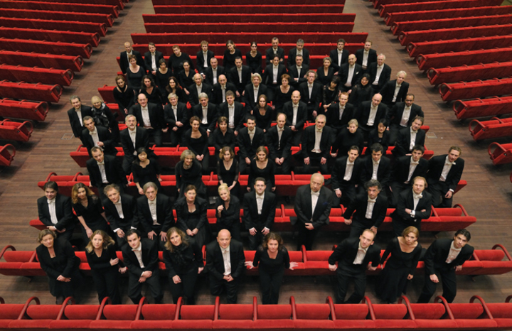 Residentie Orkest Tour Dates