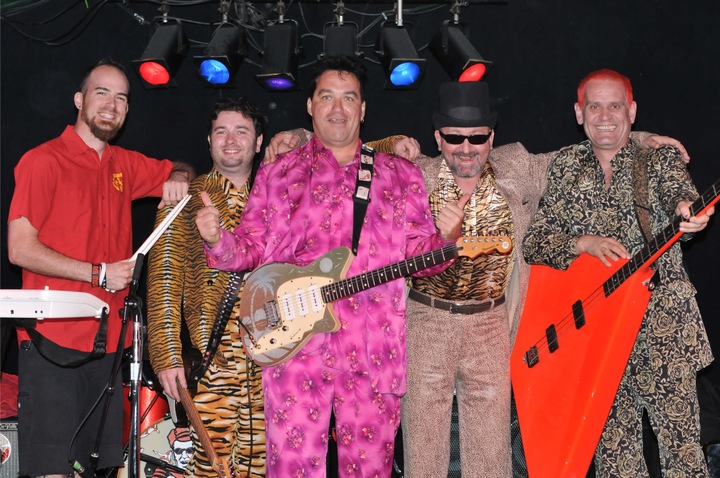 Igor & The Red Elvises Tour Dates