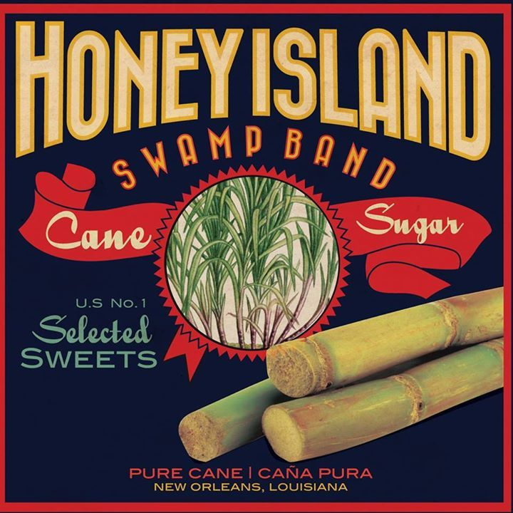 Honey Island Swamp Band @ FUNKY BISCUIT - Boca Raton, FL