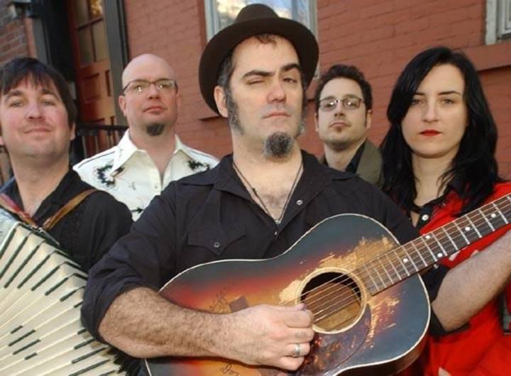 Jack Grace Band @ PURPLE FIDDLE - Thomas, WV