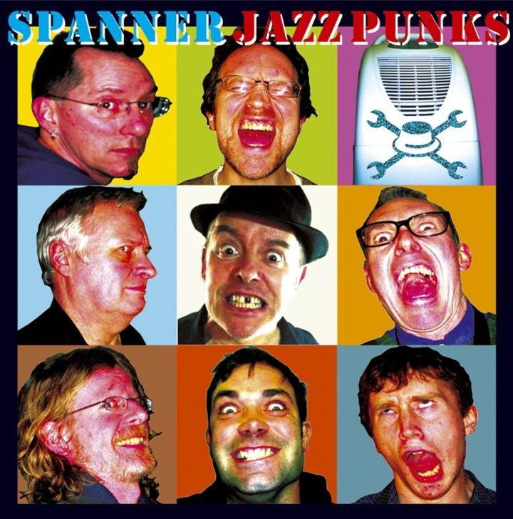 Spanner Jazz Punks @ Jamboree - London, United Kingdom