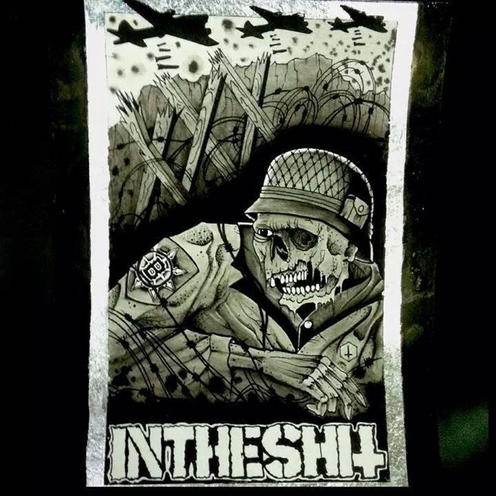 INTHESHIT Tour Dates