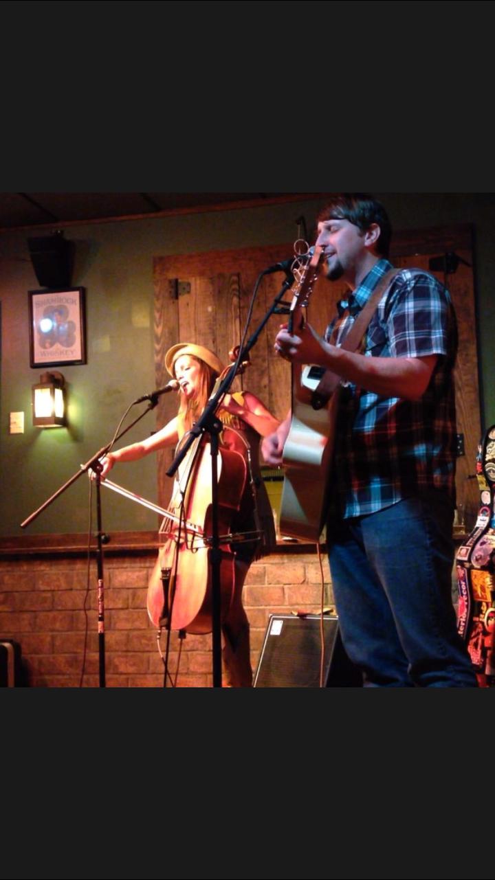 Honey Boy & Boots (Drew Blackwell & Courtney Kinzer) @ Lulu's  - Destin, FL