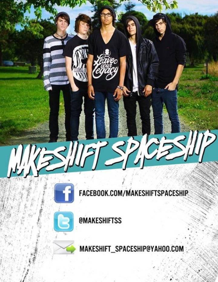 Makeshift Spaceship Tour Dates
