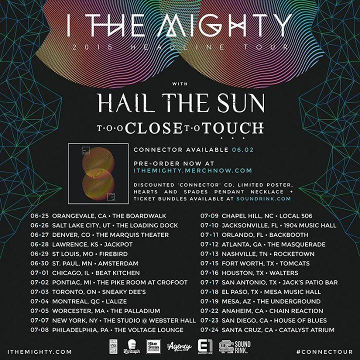 Hail The Sun @ Underground - Mesa, AZ
