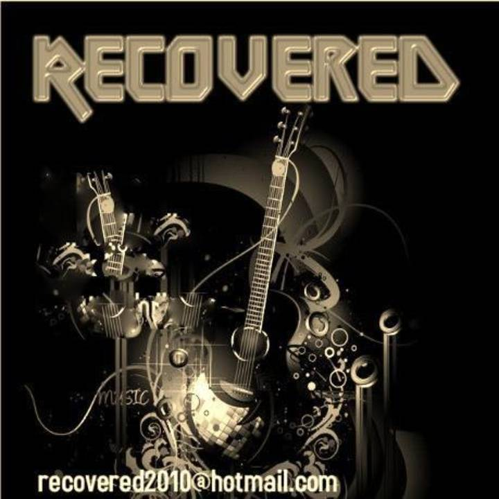 Recovered Tour Dates