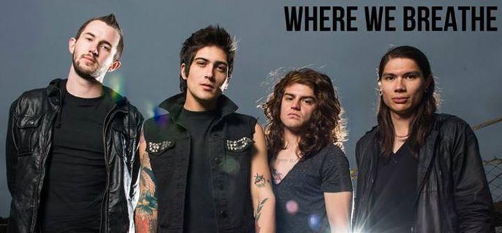 Where We Breathe Tour Dates