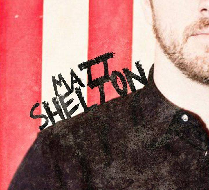Matt Shelton Music Tour Dates