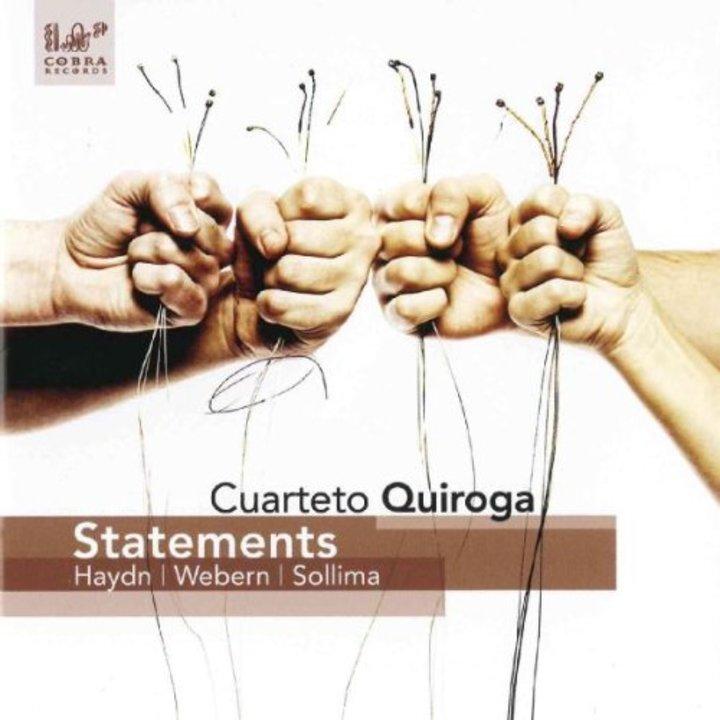 Cuarteto Quiroga @ Oekolampad - Basel, Switzerland