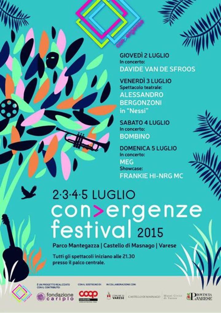 Bombino @ Convergenze Festival - Varese, Italy
