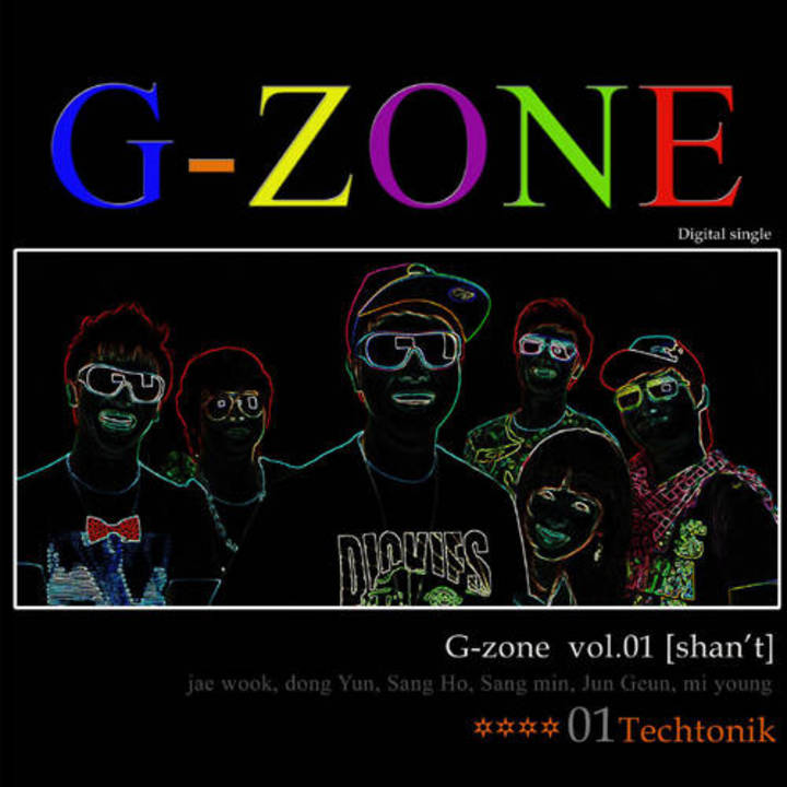 G-ZONE Tour Dates