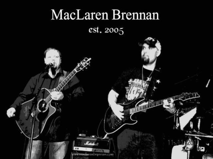 MacLaren Brennan Tour Dates